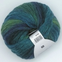 Rico Design Creative Smile Superchunky yarn - teal green